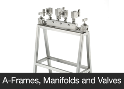 A-Frames, Manifolds and Valves