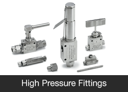 Fitok High Pressure Fittings and Valves