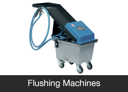 Hose Flushing Machines