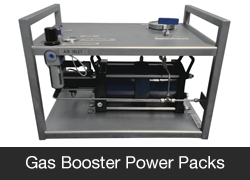 Gas Booster Power Packs