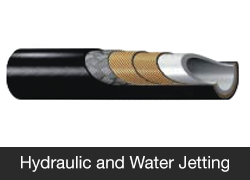 Hydralic and Water Jetting