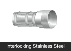 Interlocking Stainless Steel