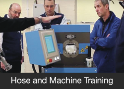Machine Training