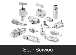 Sour Service Products