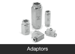 Thermoplastic Adaptors