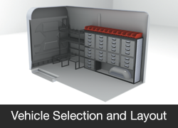 Vehicle Selection and Layout